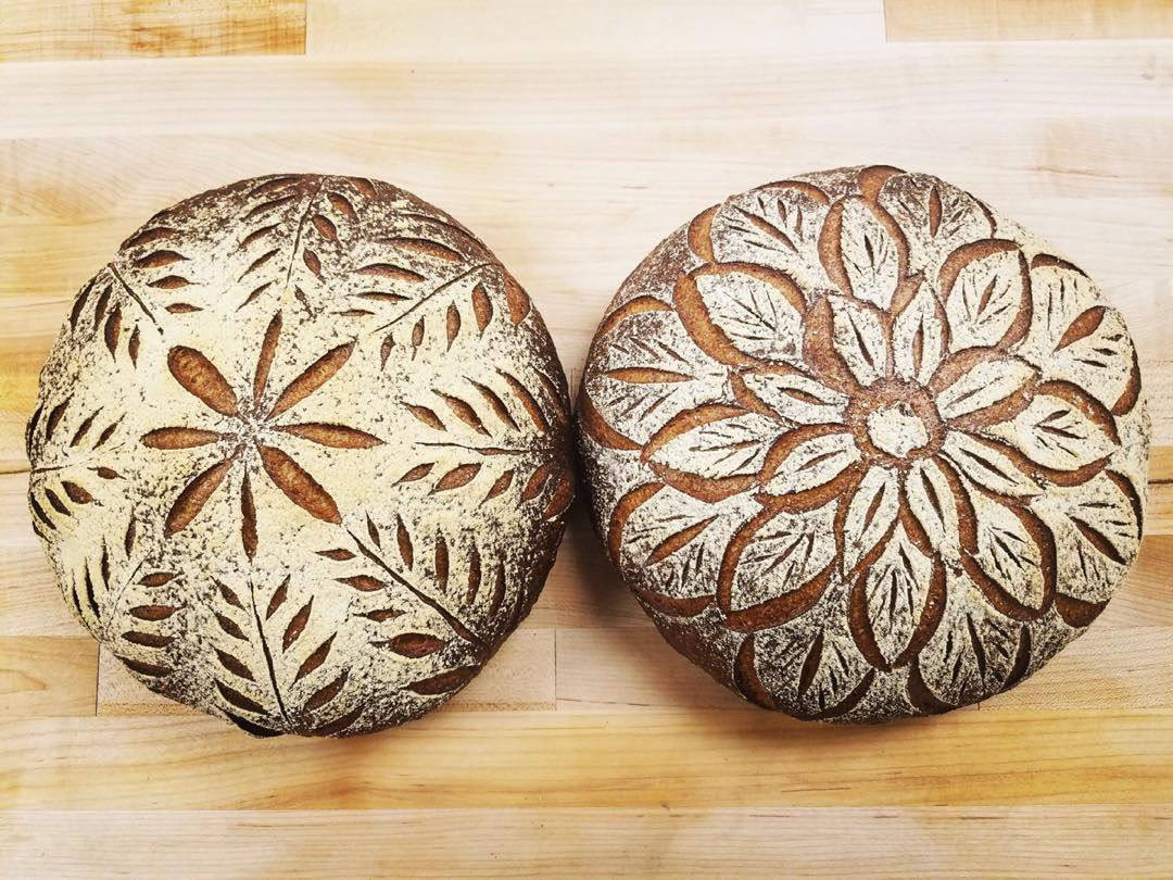 BAKING AS A FORM OF ART