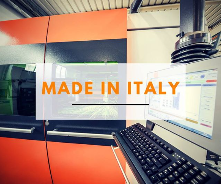 WE PROMOTE MADE IN ITALY