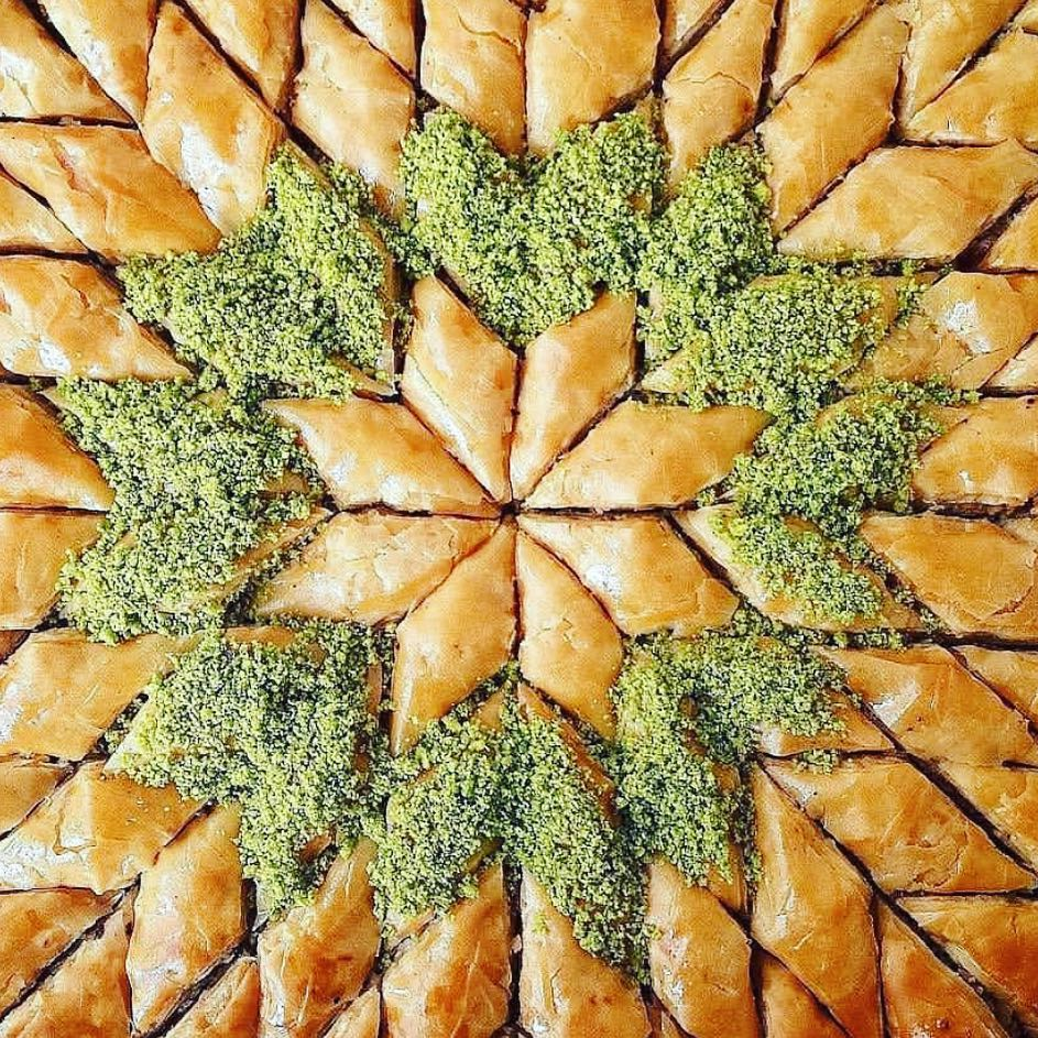 Bake traditional Baklava with our ovens